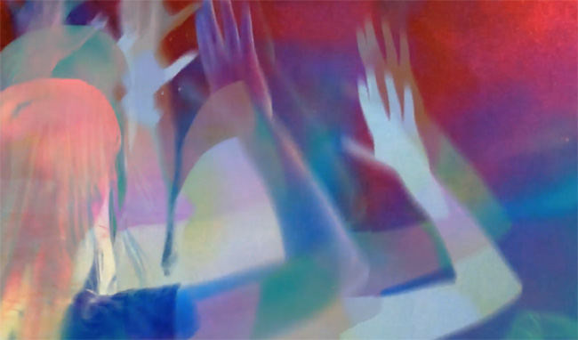 Psychedelic vision by artist Olivia D'Orazi. Read the interview with Olivia at Different Drum. differentdrumblog.com