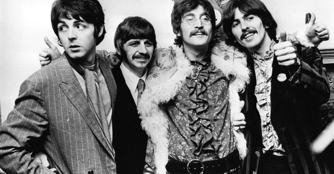 Check out the new Beatles documentary on Hulu for a behind-the-scenes look at the sacrifices these four guys made to bring us some of the best rock and roll music of all time!