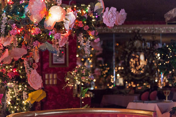 Unapologetically Pink Decor at the Madonna Inn (Photo by Tom Coates/Creative Commons)
