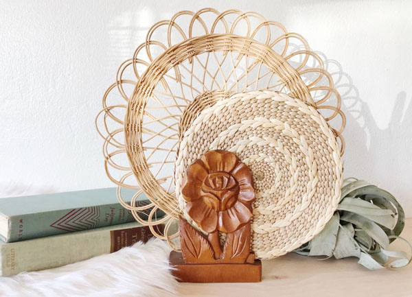 Bohemian housewares from Shop Taprut on Etsy.