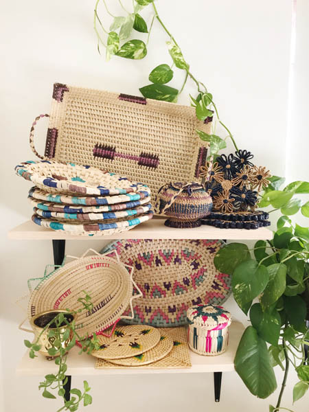 Vintage housewares with a Modern Southwest feel by Shop Taprut on Etsy.